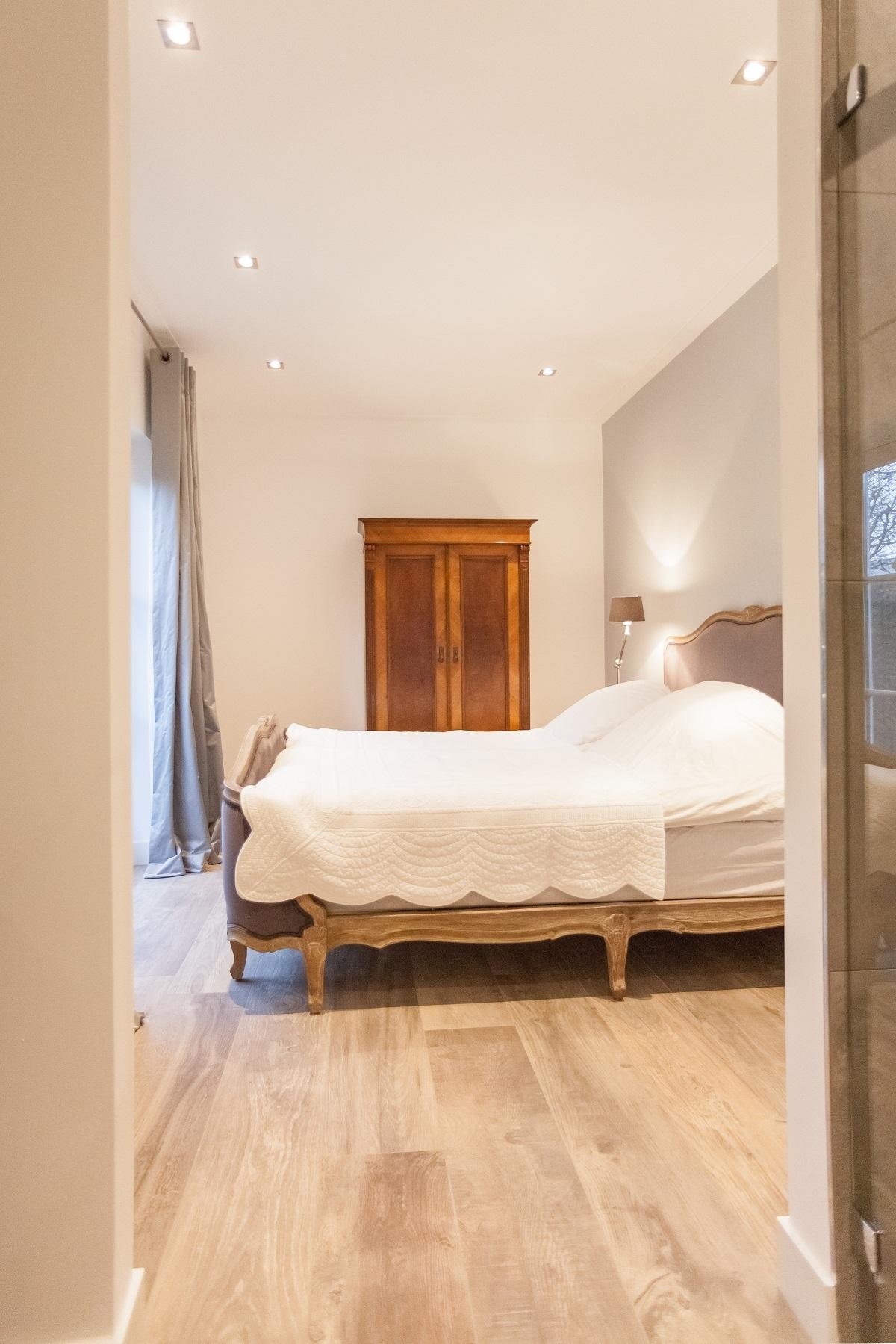 Uitbouw met badkamer en suite - Renomeer